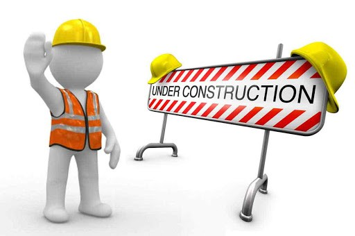 Under construction - we will be back soon