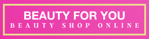 Beauty For You – Beauty Shop Online